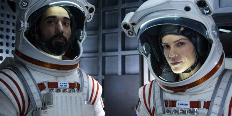 Hilary Swank stars in new Netflix sci-fi series 'Away'