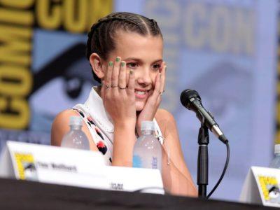 Millie Bobby Brown in new Netflix film 'The Girls I've Been'