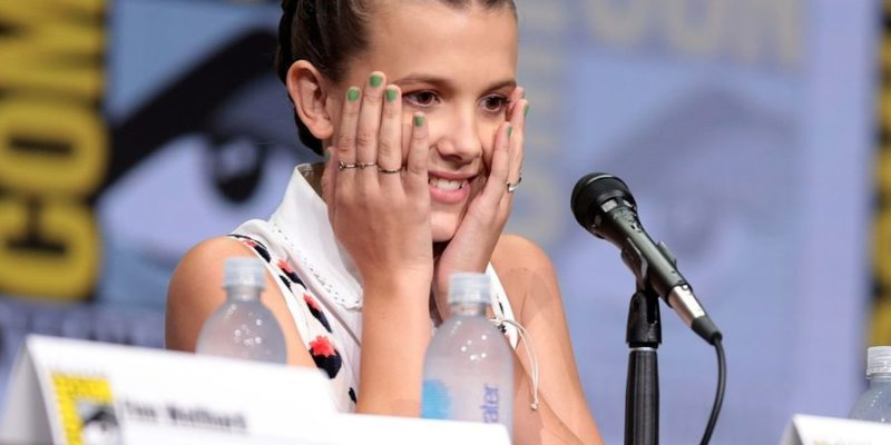 Millie Bobby Brown in new Netflix film 'The Girls I've Been'