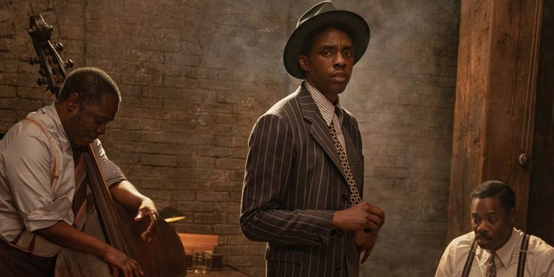 Netflix shares the trailer for Chadwick Boseman's final film role 'Ma Rainey's Black Bottom'