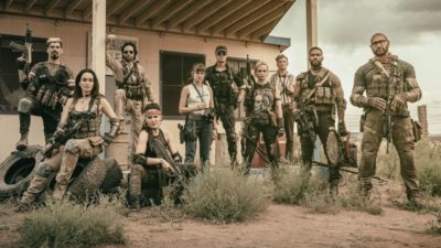 Zack Snyder's 'Army of the Dead' universe coming to Netflix