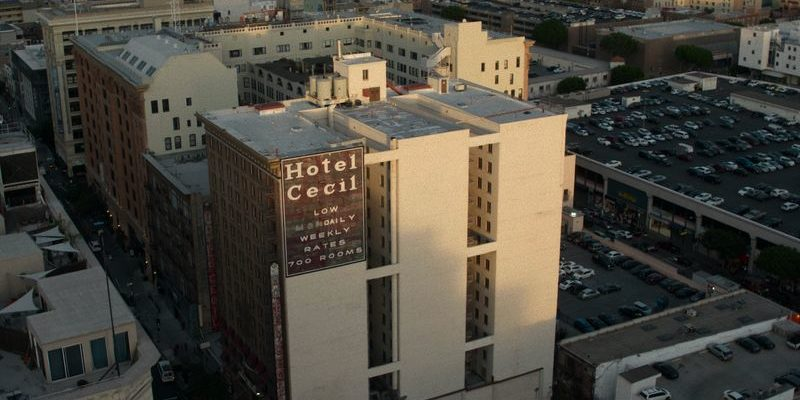 New Netflix documentary looks at the real-life hotel behind 'American Horror Story'