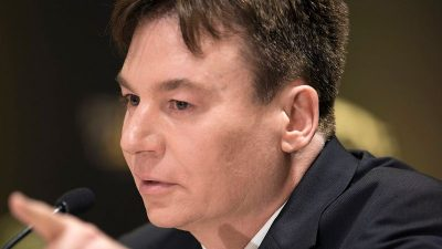 Mike Myers to play seven characters in Netflix series 'The Pentaverate'